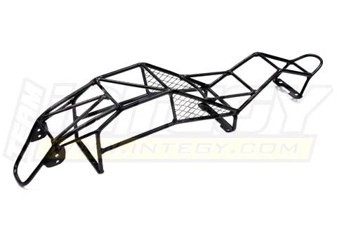 Integy RC Model Hop-ups T8090 Steel Roll Cage Body for Rustler XL5 / (Steel Roll Cage)