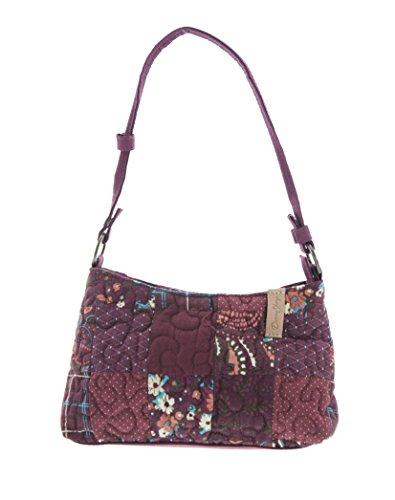 Donna Sharp Autumn Kylie Bag (Handbag Quilt Purse)