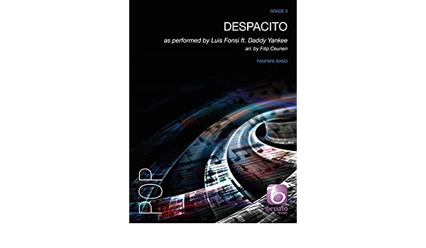 Luis Fonsi,Daddy Yankee-Despacito-Fanfare-SET: Amazon.es ...