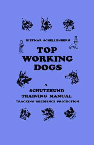 Schutzhund Top Working Dogs, Training Manual