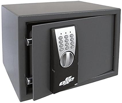 OLLE 200E Caja Fuerte de sobreponer 300X380X315MM, Negro