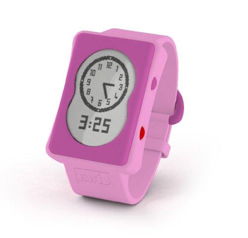Claessens' Kids KWID Learning Watch, Pink