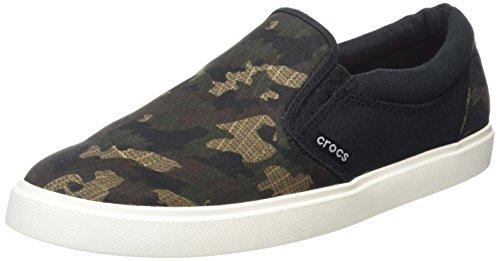 Crocs CitiLane Graphic Slipon Sneak