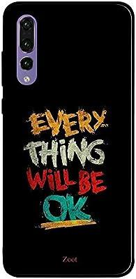 Huawei P20 Pro Everything Will Be Ok: Amazon com: Pristine-UAE