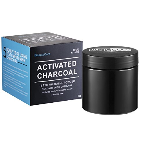 Beauty Care Activated Charcoal Teeth Whitening P