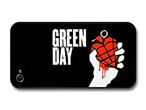 Green Day Punk Rock Band Ted Heart Grenade For Ipod Touch 5 Case Cover