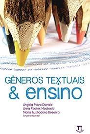 Gêneros textuais & ensino (Estratégias de ensino Livro