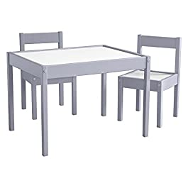 Baby Relax Hunter 3 Piece Kiddy Table and Chair Se...