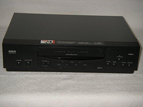 Rca Digital Plus Stereo - RCA VR622HF 4-Head Hi-Fi VCR