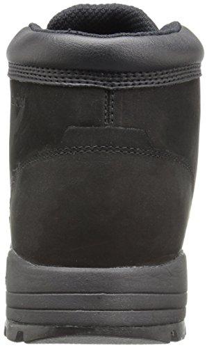 Stratmore Men's Moc nubuck Timberland Toe Boot Black w5qZZTCd