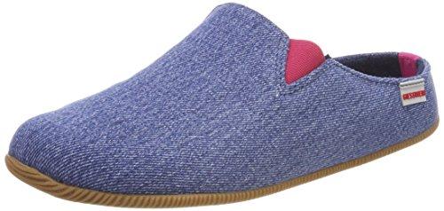 Pantofole Giesswein Da Donna Blu (jeans)