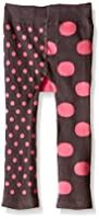 Trumpette Baby Girls' Pink Dot Leggings