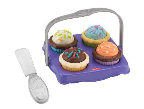 Fisher-Price Fun Frosting Cupcakes
