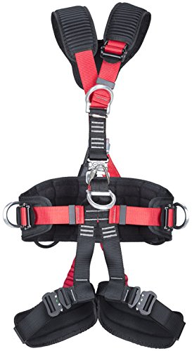 G-Force P-73 Rope Access Harness with Quick Release Buckles M-XL SafetyLiftinGear