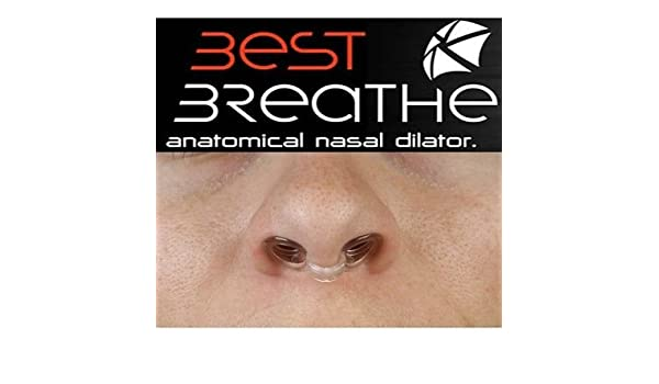 Amazon.com: BEST BREATHE DILATADOR NASAL ANATOMICAL DILATOR ANATÓMICO ARKOPHARMABEST BREATHE DILATADOR NASAL ANATOMICAL DILATOR ANATÓMICO ARKOPHARMA Good ...