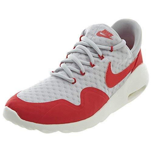 Nike Air Max Sasha Women's Running Shoes, Vast Grey/Tropical Pink-Sail 8.5 M US.