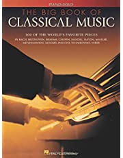 The big book of classical music piano