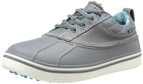 Crocs 15068 AllCast Duck W Golf Shoe - Charcoal/Electric ...