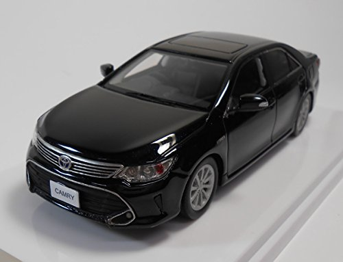 1/43 TOYOTA CAMRY Hybrid Leather Package(アティチュードブラックマイカ) W580