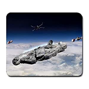 Star Wars Funny & Cute Rectangle Mouse Pad Joie 158