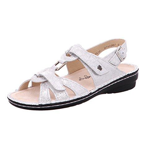 Sandali Donna Finncomfort Timor-s 82801-551297 Bianco 295461 Bianco