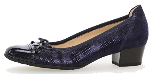 82 Womens Heeled Shoes Multi Nightblue 36 203 Navy 36 Islay Gabor Patent daBZqdw