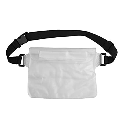 eDealMax portátil Natación Kit resistente al agua Bolsa del bolso del teléfono 15.3 x 21.8cm