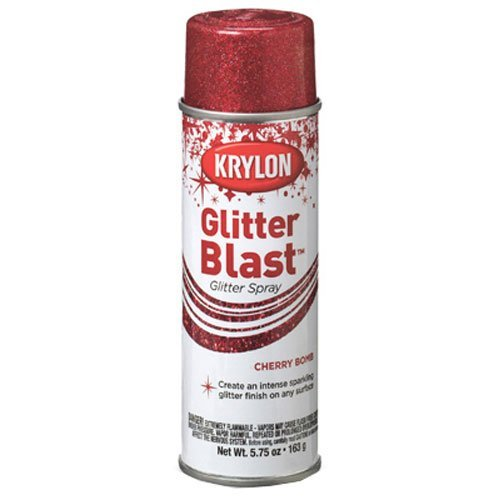 krylon spray paint glitter - 9