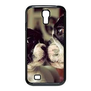 Cute Dog Phone Case For Samsung Galaxy S4 i9500 [Pattern-1]