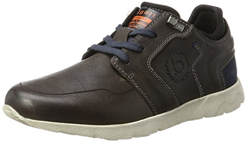 Bugatti Men 321342023200 Trainers Grey (Dark Grey 1100)
