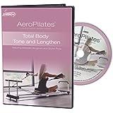 AeroPilates by Stamina Total Body Tone & Lengthen Workout DVD