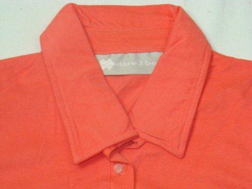 Dare2Be Aloha Damen Poloshirt pink, Größe:S/36 ...