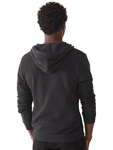 Capuche À Fermeture True Noir Éclair Black Homme shirt Sweat eco Alternative pEqFwtF