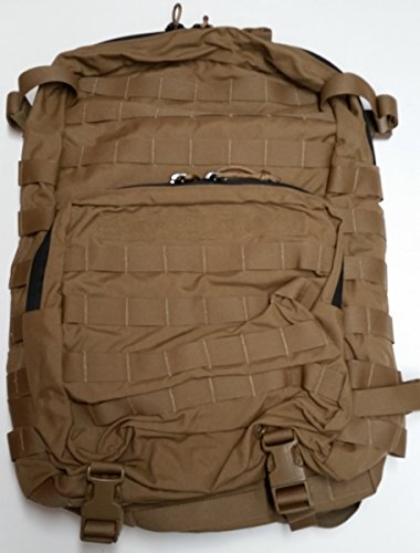 Eagle industries FILBE Assault pack Coyote Tan issued to USMC (Eagle Industries Plate Carrier)
