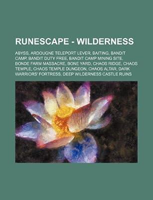 RuneScape - Wilderness: Abyss, Ardougne teleport lever