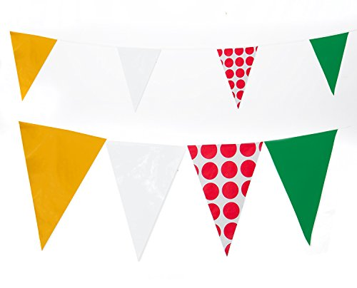 10 metre tour de france bunting 20 flags amazon co uk toys games