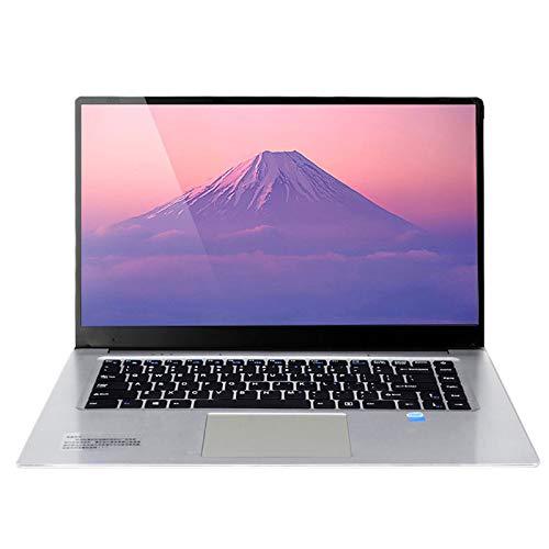 Nrpfell 15.6 Pulgadas 8GB 512GB SSD Ultrabook Gaming Laptops para J3455 Win10 1920X1080 Full HD Notebook (512GB)