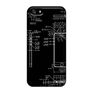 High Quality Iphone 5 Design Case For Iphone 5/5s / Perfect Case