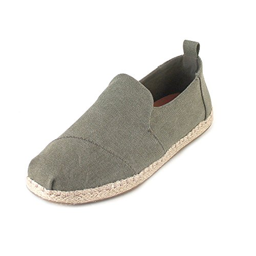 f3b3843efae TOMS Men Deconstructed Alpargata Rope Black Espadrilles - Buy Online in  KSA. Shoes products in Saudi Arabia. See Prices