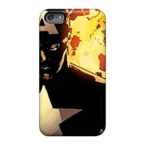 Bumper Hard Phone Covers For Apple Iphone 6s (gKC1218Igzw) Provide Private Custom Attractive Captain America I4 Series
