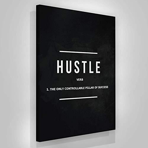 hustle wall art canvas buyer's guide