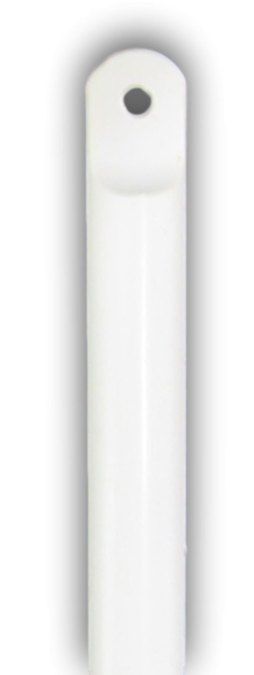 Built in Integrated Tip Does not Include Hook Ready to Hang gmagroup 2 Pack 30 White Blind Tilt Wand