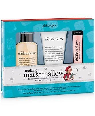 Philosophy Melting Marshmallow Trio Gift Set - Shower Gel, B