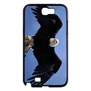 Custom Hard Plastic Back For Case Samsung Note 3 Cover with Unique Design Eagle