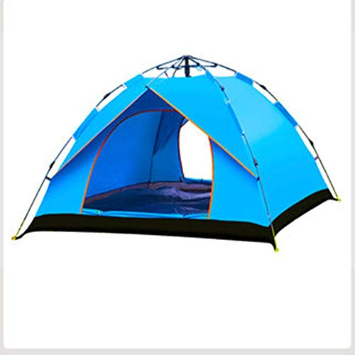 LIPENGXIANG Beach Tent Portable for1-3 Person, Automatic Instant Beach Tent Waterproof Anti-UV Shade Camping Zelt für Strand, Garten, Camping, Angeln, Picknick
