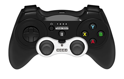 HORI HORIPAD Wireless Gaming Controller for iPhone, iPad and iPod touch - Mac