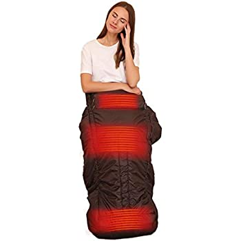 Electric Heating Warm Foot Pad Washable Thickening Hot Warm Leg Bag Pack Acupoint No Radiation