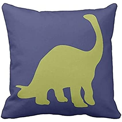 a2f927fe2 Image Unavailable. Image not available for. Color: Rawr Means I love You In Dinosaur  Pillow for Kids ...
