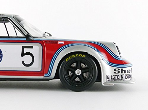 Martini Model Car Martini racing 1974 Ready-made Norev 1:18 1000 km Brands hatch Porsche 911 Carrera RSR No.5