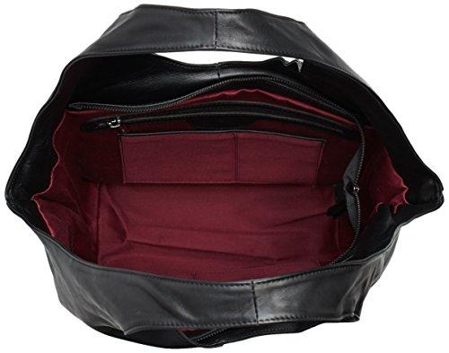 Think - THINK! BAG, acquirente donna, color Nero (SCHWARZ 00 00), talla 43x33x17 cm (B x H x T)